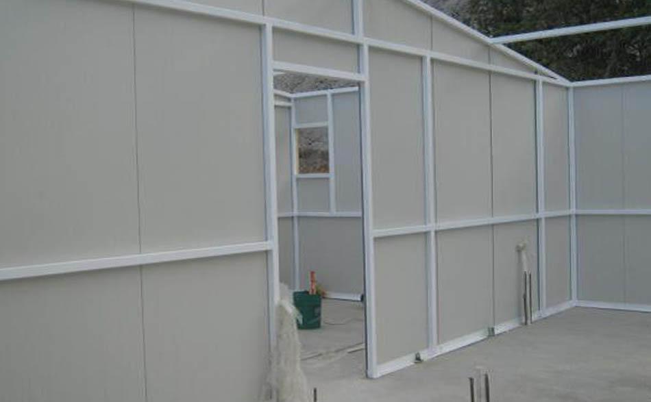 M dulos multipanel cceisa construcciones y arquitectura for Construccion de modulos comerciales